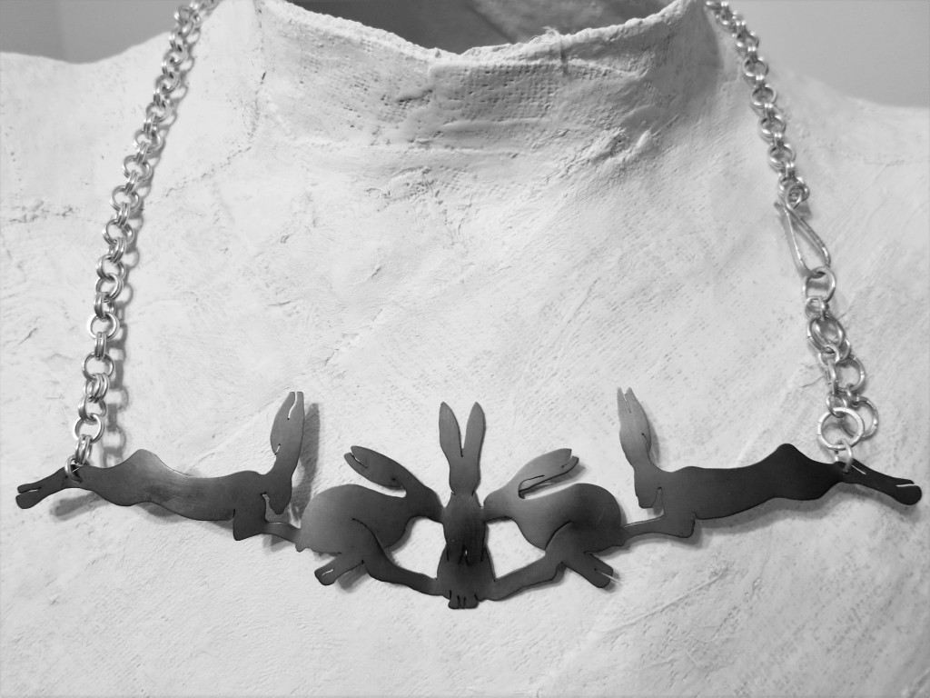 Five Hares